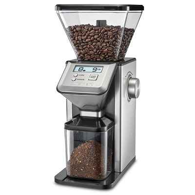 The Conical Burr Coffee Bean Grinder 1