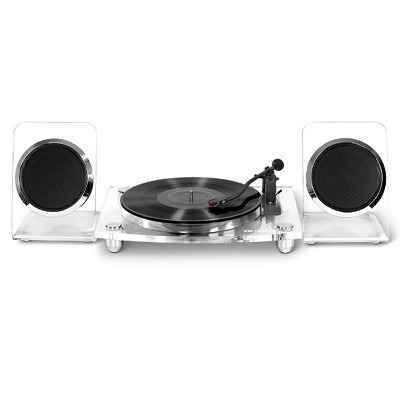 The Crystal Clear Stereo