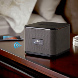 The Home Wide Wireless Speaker System - Now you can stream music all throughout your favorite room