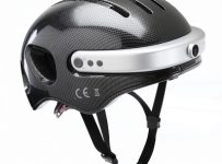 The Smarter Bike Helmet