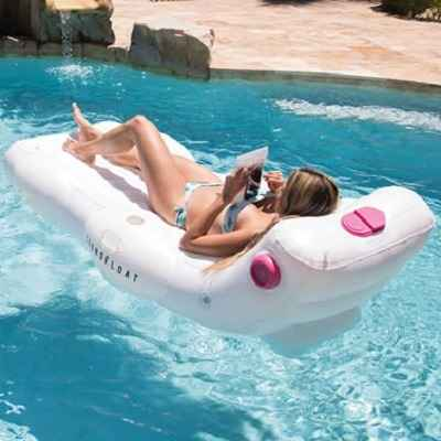 The 20-watt Stereo Pool Lounger 1