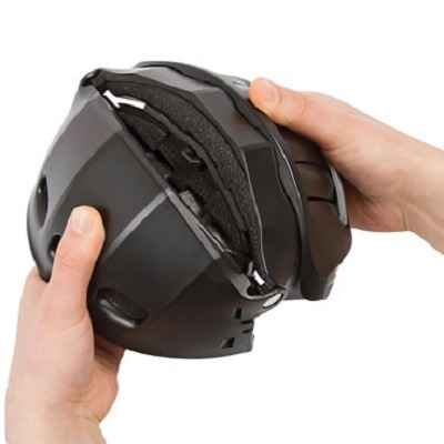 The Foldaway Bicycle Helmet 1