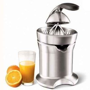 The Best Citrus Press - The most durable, easy to use and extracts more juice electric citrus press