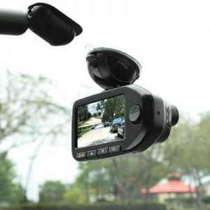 The Front And Rear Dashboard Camera - The best road trip recorder that captures a commute from either directions