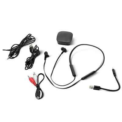 The Rechargeable Wireless TV Ear Buds 1