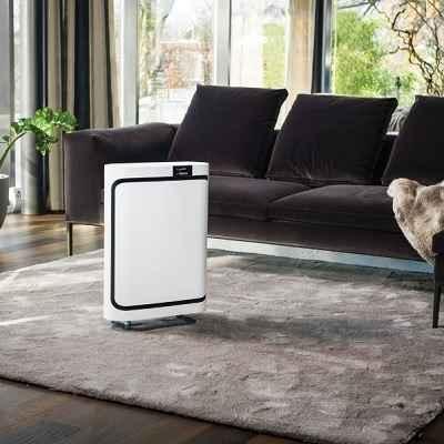 The Swiss Engineered Self Adjusting Air Purifier