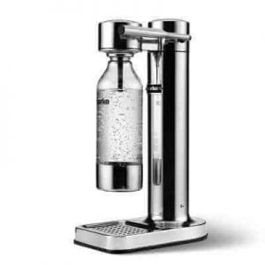 The Professional's Carbonation Fountain - turns flat water into sparkling in seconds
