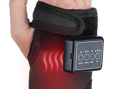 Massager for Hand and Wrist 1