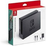 Nintendo Switch Dock Set - Now you can hook up extra dock to a separate TV for easy switching