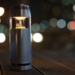 The Best Bluetooth Speaker - Equipped with Raytheon vacuum tube, digital signal processor, and high-definition codec to generate warm dynamic tones