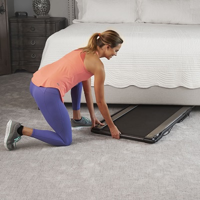The Ultraslim Treadmill 1