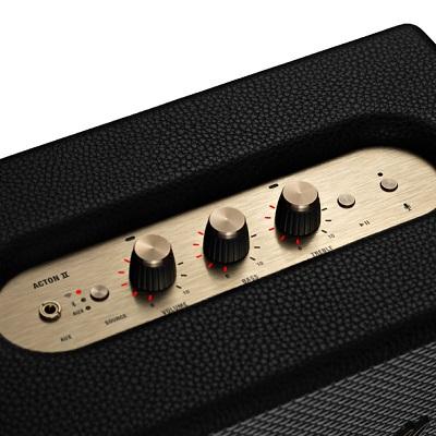 The Alexa Enabled Marshall Speaker 1