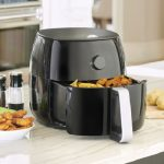 The Best Hot Air Fryer - it fried the crispiest, juicy food and was the easiest to use