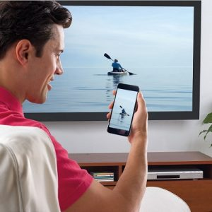 The Phone To TV Streamer - a media stick that streams content from your smartphone to your television
