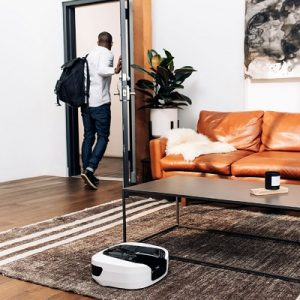 The Only Convertible Robotic Vacuum - combines the convenience of a robotic unit with the versatility of a hand vac