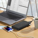The Portable 15 Hour Laptop Power Station - powers multiple devices quickly on the go