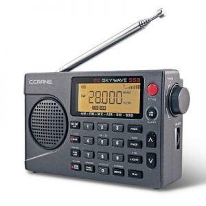 The Superior World Band Radio - A multi-band radio with superior reception, sound quality, and ease of use