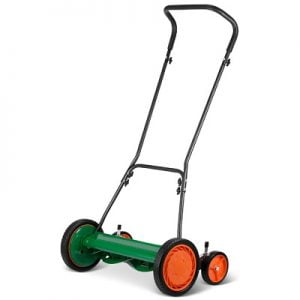 The Best Push Mower - equipped with superior mowing performance and high quality materials