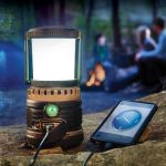 The Best Rechargeable Lantern - equipped with superior lighting, durability and unique features