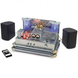 The Bluetooth Sound Enhancing Amplifier - A hybrid vacuum tube amp capable of providing superior audio performance