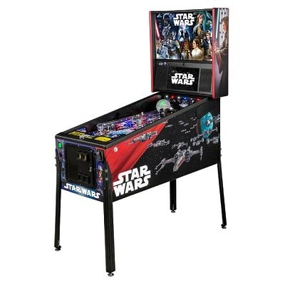 Star-Wars-Pinball-Machine