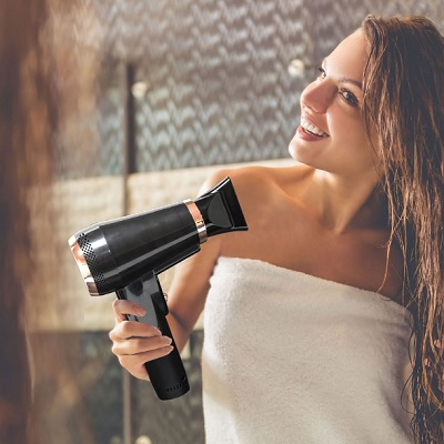 Advanced-Rechargeable-Cordless-Hair-Dryer