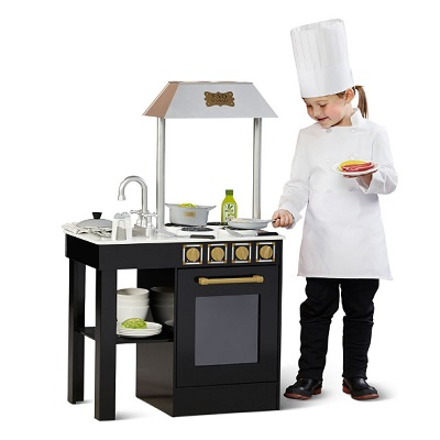 Modern Play Kitchen 1
