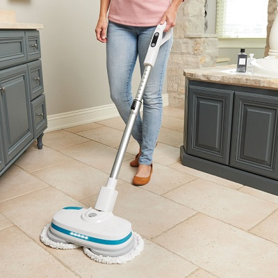 Cordless Power Mop And Floor Polisher 1