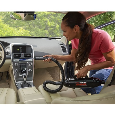 Powerful Handheld Car Vacuum 1