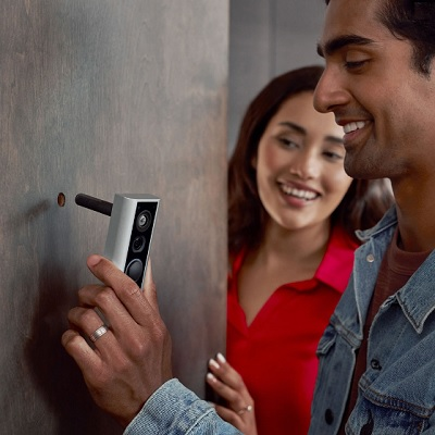 Peephole Smart Video Doorbell 1