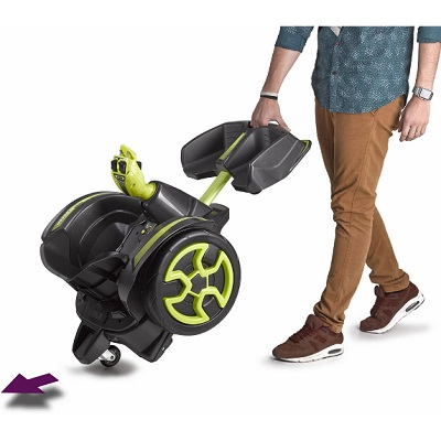 360 Degree Spinning Electric Buggy 1