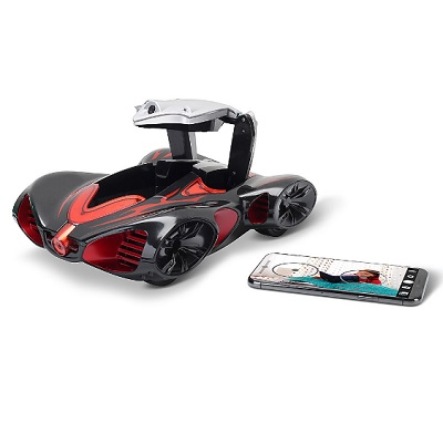 Live Streaming RC Spy Car