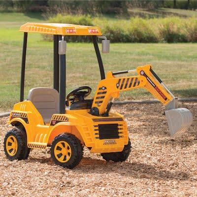 Motorized Dirt Digger