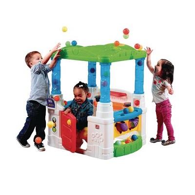 Wonderball-Fun-House