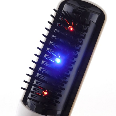 Dandruff Reducing Infrared Hair Brush 1