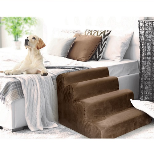Soft Step Pet Stairs 1