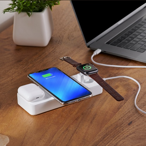 Cordless Apple Device Wireless Charger1