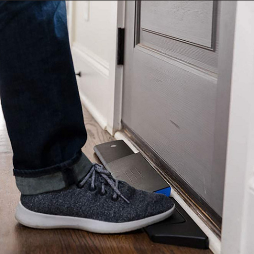 Military Grade Smart Security Door Wedge