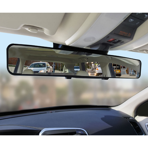 No Blind Spot Rear View Mirror