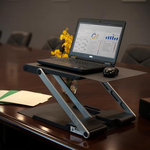Portable Adjustable Sit Stand Desk