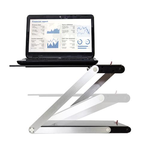 Portable Adjustable Sit Stand Desk1