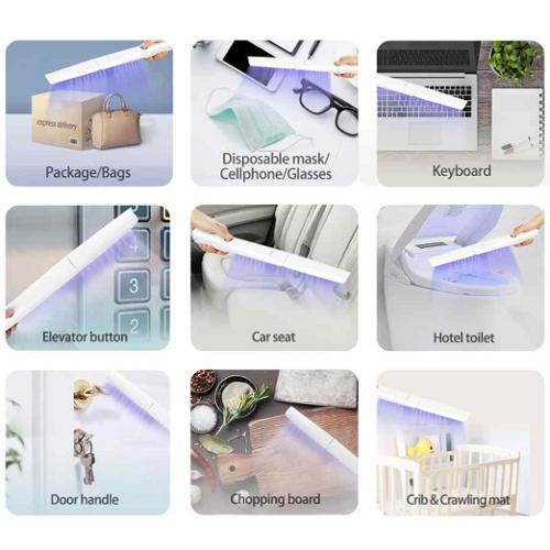 Portable Sanitizing UV Wand1