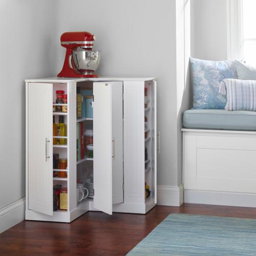 Corner Storage Cabinet1