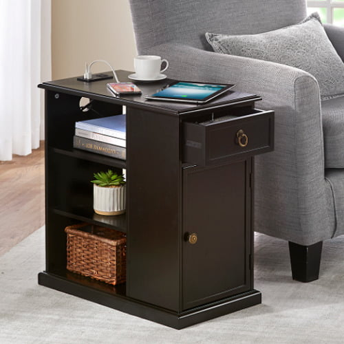 Phone Charging Side Table