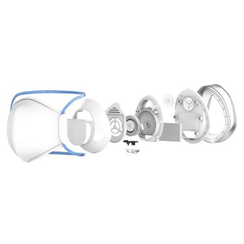 N95 Filtered Air Circulation Mask1