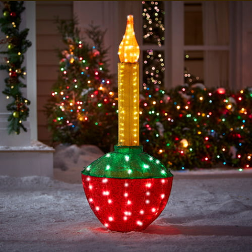 Christmas Bubble Light