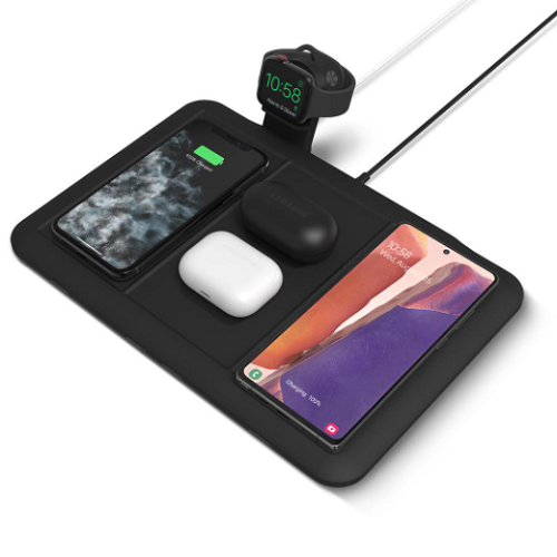Four Device Wireless Charging Mat