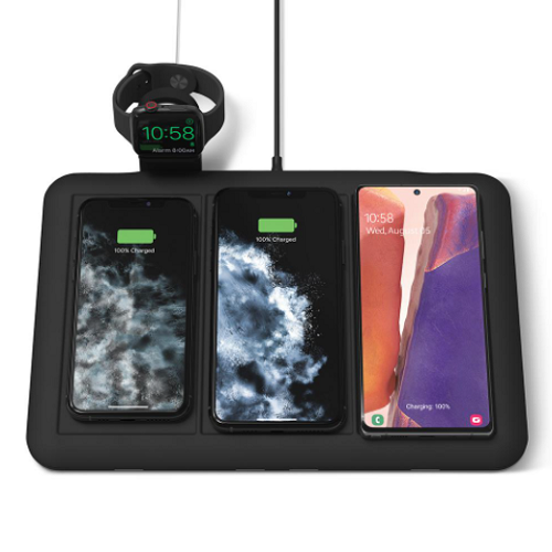 Four Device Wireless Charging Mat1