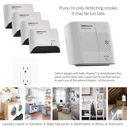 Superior Fire Detection System1
