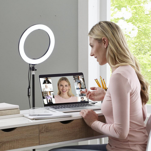 Video Call Enhancing Lamp1